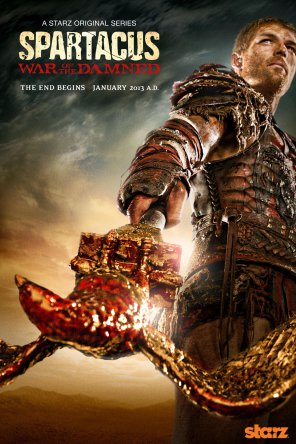 Спартак: Война проклятых / Spartacus: War of the Damned Сезон 3 Серия 8