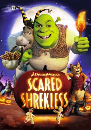 Шрек: Хэллоуин (ТВ) / Scared Shrekless (2010)