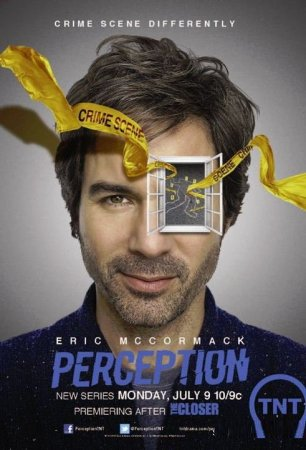 Восприятие / Perception (Сезон 1-3) (2012-2014)