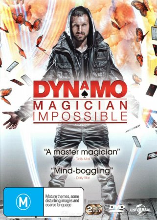 Динамо: Невероятный иллюзионист / Dynamo: Magician Impossible (Сезон 1-4) (2011-2014)